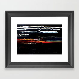 BY-PASS_NY 06 Framed Art Print