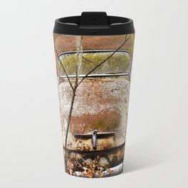 From Behind Travel Mug