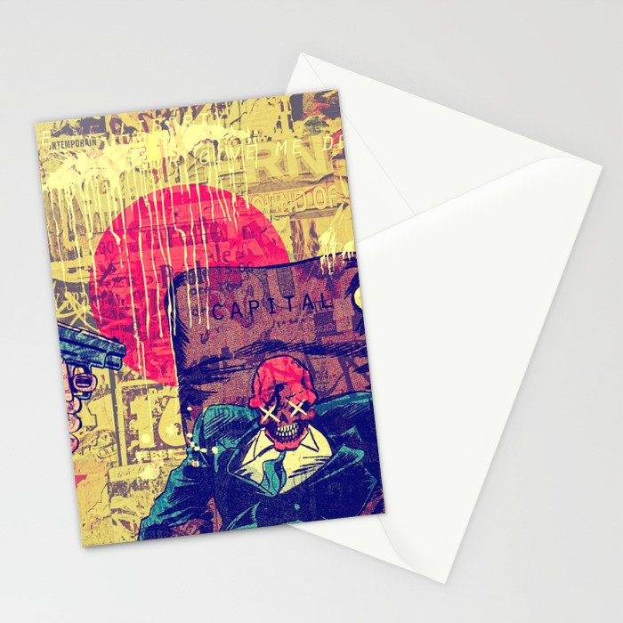 It Cannot Be! Stationery Cards