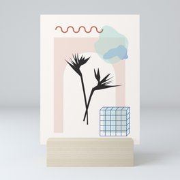 // Royal Gardens 01 Mini Art Print