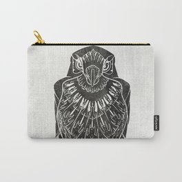 Listen To The Owl Carry-All Pouch