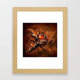 Abstraktus 13 Framed Art Print
