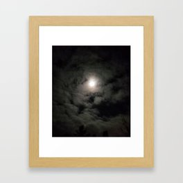 Muun Framed Art Print