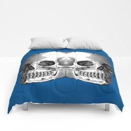 Double Trouble / BLUE Comforters