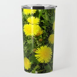 Dandelion Spring Travel Mug