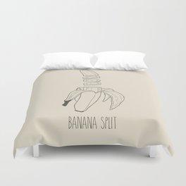 Banana Split Duvet Cover