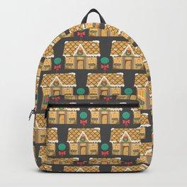 Ginger Bread House-1 Backpack