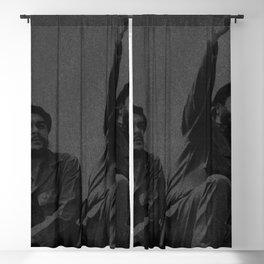 Che Guevara & Fidel Castro in 1961 Blackout Curtain