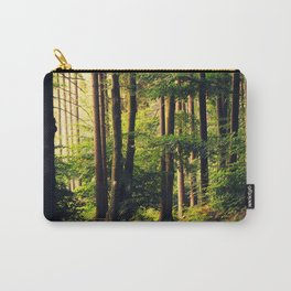Woods Are Calling Carry-All Pouch