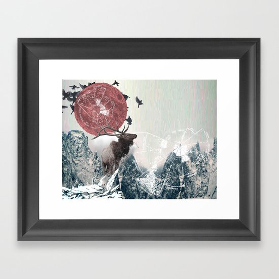 The Nature of Analysis Framed Art Print