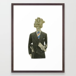 The Royal. Framed Art Print