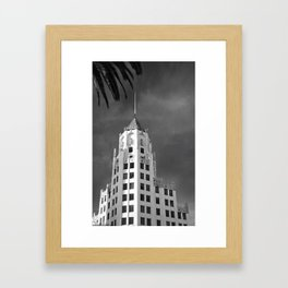 Kindled Light Framed Art Print