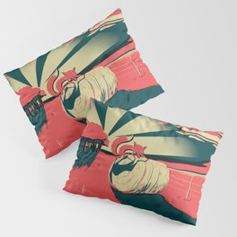 Fox at Sunset Pillow Sham