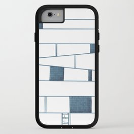 Wall2 iPhone Case