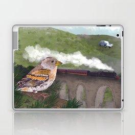 The Flying Car Laptop & iPad Skin