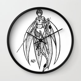 Zhuu-Arii Wall Clock