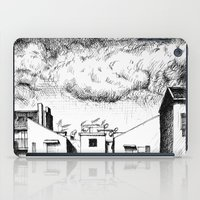 buildings iPad Cases featuring Buildings by Giuseppe Vassallo