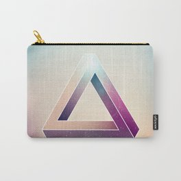 Penrose Triangular Universe Carry-All Pouch