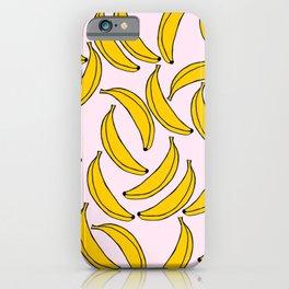 Cute Bananas iPhone Case