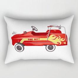 Firetruck Rectangular Pillow