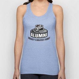 Hockey's Greatest Family Unisex Tank Top