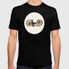 anatomia  SMALL Mens Fitted Tee Black