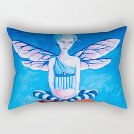 Milly's New Home Rectangular Pillow
