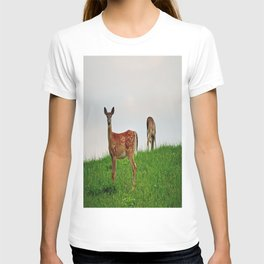 Backyard Deer T-shirt