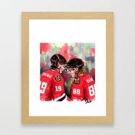 kt 2014 Framed Art Print