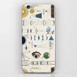 Optics iPhone Skin