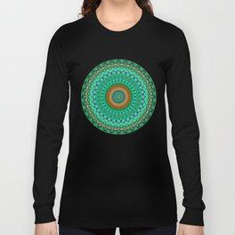 Geometric Mandala G388 Long Sleeve T-shirt