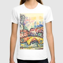 "Paul Signac ""Still Life with Jug"" T-shirt"