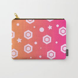 Fruity Pattern Carry-All Pouch