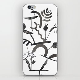 Abstract Botanica - 1 iPhone Skin