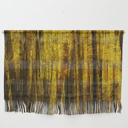 Forest Fuzz Wall Hanging
