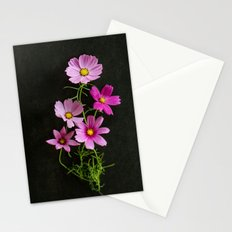 Cosmos Bouqet Stationery Cards