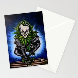 Weed All Float Down Here! Stationery Cards