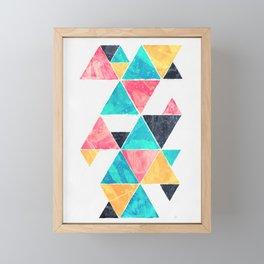 Equipoise Framed Mini Art Print