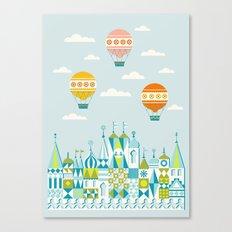 Small Magic Canvas Print