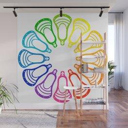 Lacrosse Spectrum Wall Mural