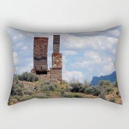Tuscarora Chimneys Rectangular Pillow