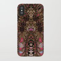africa iPhone & iPod Cases featuring AFRICA  by SaRai