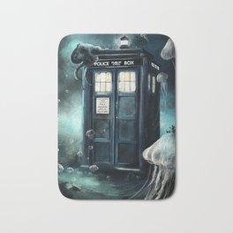 Doctor Who -Underwater Tardis Bath Mat