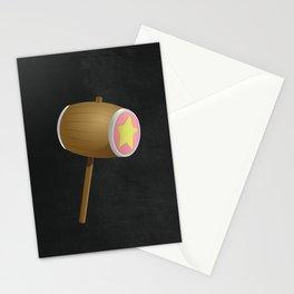 King Dedede Hammer Stationery Cards