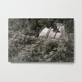 Abandoned Ford Metal Print