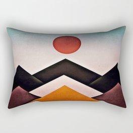 mountain 13 Rectangular Pillow