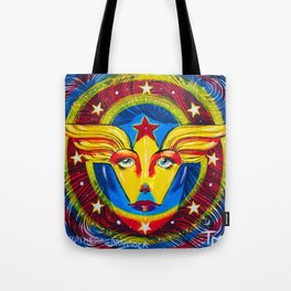 WonderWoman Tote Bag