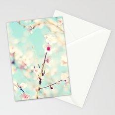Spring. Stationery Cards