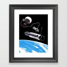 Gemini 10 Framed Art Print