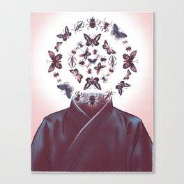 Zentomologist Canvas Print